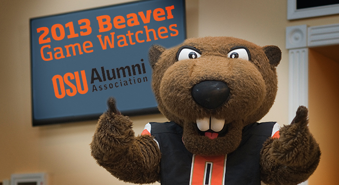 Watch the game with Beaver Nation